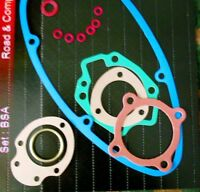 BSA BANTAM D7 GASKET SET  - SELECTED QUALITY GASKETS HERE!   --A704