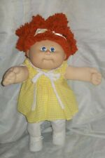 Cabbage Patch Kids #8 Single Red Popcorn