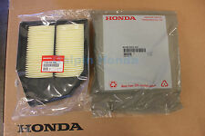 Genuine Oem Honda Accord & Crosstour 4Cyl Engine Air & Cabin Filter