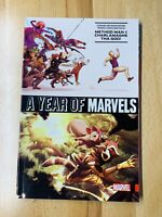 A Year of Marvels Marvel Graphic Novel Comic Book