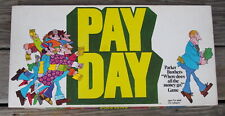 1976 Payday Board Game 1975 Parker Brothers Complete