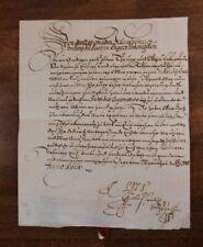 Ratzeburg (Wiesenthal), Fürstenbrief 1661 mit Original Unterschrift