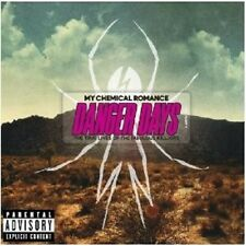 "My Chemical Romance ""Danger Days-The True..."" CD NUOVO"