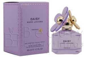 Marc Jacobs Daisy Twinkle 1.7oz / 50ml EDT Spray NIB Sealed For Women