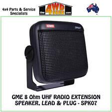 GME 8 Ohm UHF Dust Water Proof Speaker Lead & Plug - SPK07