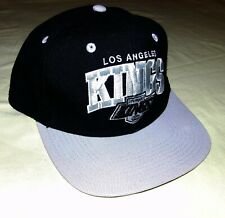 Los Angeles KINGS [NHL] / Mitchell & Ness - MENS strap-back Cap. Size: S-M?