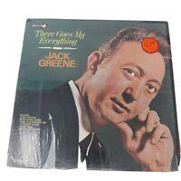 Jack Greene – There Goes My Everything (1967) Decca – DL 4845 LP Album MONO
