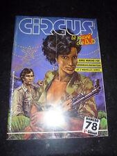 Circus 78 - octobre 1984 - Glénat