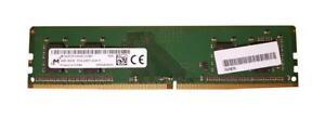 Micron 4GB DDR4 2400Mhz PC4-2400 Memory RAM 288PIN (MTA4ATF51264AZ- 2GB3B1)