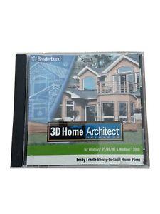 Broerbund 3D Home Architect