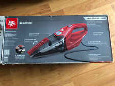 Dirt Devil SD20005 Handheld Vacuum Cleaner - Red | Great for Car Cleaning!