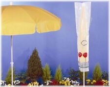 Sonnenschirm Schutzhülle Abdeckung  Abdeckhaube mit Motiv Wiese bis Ø 280cm