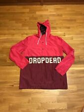 Rare Jacket Drop Dead Clothing - Windbreaker Size Large (L) Oliver Sykes DD