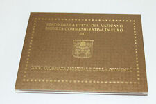 Vatikan - 2 Euro Gedenkmünze im Folder - nach Jahrgang