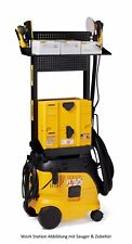 Mirka Workstation Industrial Vacuum Cleaners 1230 Without Maschinen &