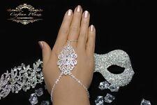 Modeschmuck-Armbänder mit Strass-Perlen für Damen