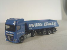 Daf xf selle benne willi Betz-Herpa 1:87 camions - 306119 # E