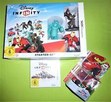 Nintendo 3 DS Spiel Disney Infinity Starter Set Deutsch OVP + Francesco wie Neu