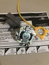 Hasbro Beyblade V Force Metal Masters Driger F With Ripcord And Launcher
