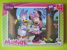 50-delige puzzel Disney Minnie Mouse met vogeltjes - Puzzle Minnie 50pcs