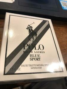 Polo Blue Sport by Ralph Lauren Cologne for Men 4.2oz EDT