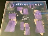 Depeche Mode ‎– Songs Of Faith And Devotion-Gold Lp