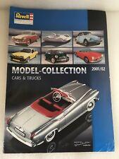 Catalogue REVELL 2001/02