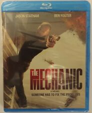 THE MECHANIC BLU-RAY -  BRAND NEW !             (INV15942)