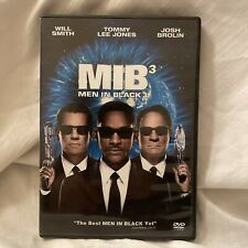 Men in Black 3 (Dvd, 2012)will Smith Tommy Lee Jones Josh Brolin