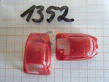2x ALBEDO Ersatzteil Ladegut Karosserie Fahrerhaus BMW Isetta H0 1:87 - 1352