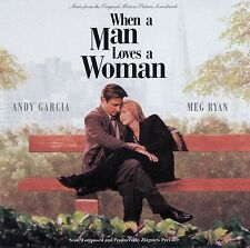 WHEN A MAN LOVES A WOMAN, MUSIC FROM THE ORIGINAL MOTION PICTURE SOUNDTRACK / CD