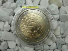 *** 2 EURO Gedenkmünze PORTUGAL 2012 10 Jahre Euro Bargeld Münze Coin ***