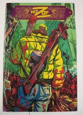 KEY OF Z # 4 Comic 1ST PRINT Claudio Sanchez Amory Wars ZOMBIES Coheed Cambria