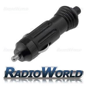 12v / 24v Male Car Cigarette Lighter Socket/Plug/Connector 25A (Solder on)