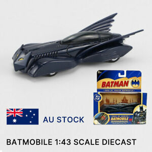 Corgi Batman 2000 DC Comics Batmobile 1:43 scale Rare Die Cast Hot Wheelscontem