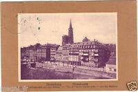 67 - STRASBOURG - Vue de l'ancien château prise du quai des bateliers (H9843)