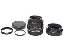 Leica Elmarit-R 35 mm f/2.8 + Hood + UVA F. Leicaflex GERMANY