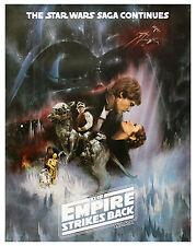 "Empire Strikes Back - Movie Poster (8""x10"" Photo)"