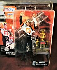 NASCAR 2002 Champion Tony Stewart #20 Limited Edition McFarlane Series 1