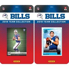 NFL Buffalo Bills Licensed 2018 Panini and Donruss Team Set