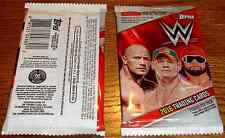 TOPPS 2016 WWE WRESTLING 7 CARD PER FOIL PACK SEALED BRAND NEW COMIC CON BOX