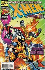 X-MEN : LIBERATORS # 1<>MARVEL COMICS<>1998<>vf+(8.5)  ~~