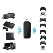 USB Wired + Bluetooth Gamepad Controller Converter Adapter for PS3 PS4 Xbox 360