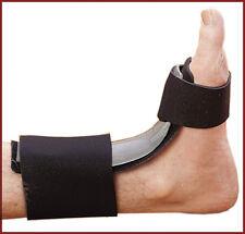 X-Strap, DORSI-LITE, night splint, afo brace, stays on! Use with/without shoes