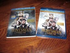 The Huntsman: Winter's War; *Exclusive Target*  Blu-Ray/DVD+Digital HD + Booklet