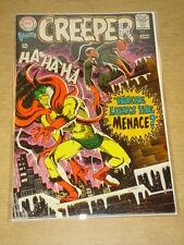 CREEPER BEWARE THE #1 VF- (7.5) DITKO ART DC COMICS JUNE 1968 **