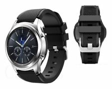 New Samsung Gear S3 Classic Silver R770 Unlocked Smart Watch International Versi