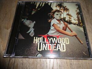 CD: HOLLYWOOD UNDEAD - V *wie neu*