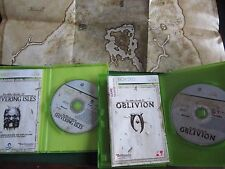 The Elder Scrolls IV GOTY Oblivion Knights of Nine Shivering Isles  Xbox 360