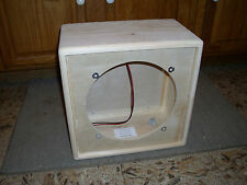 1 x 12 compact 112 guitar extension speaker cabinet TRM closed back project.